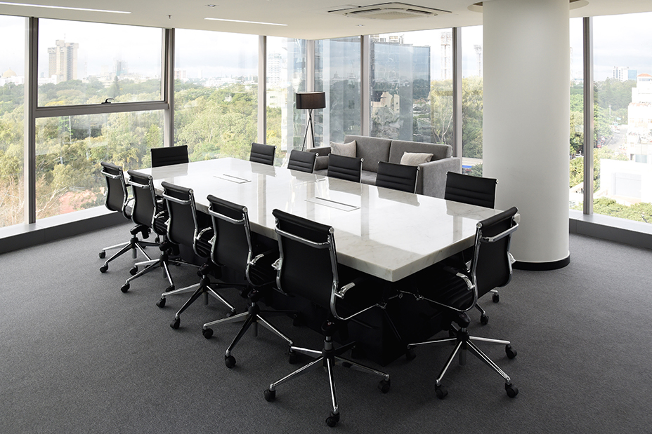 board room of propshare capital